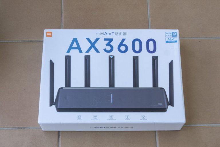 Xiaomi AX3600 router 10 ronggyal olcsóbban 2