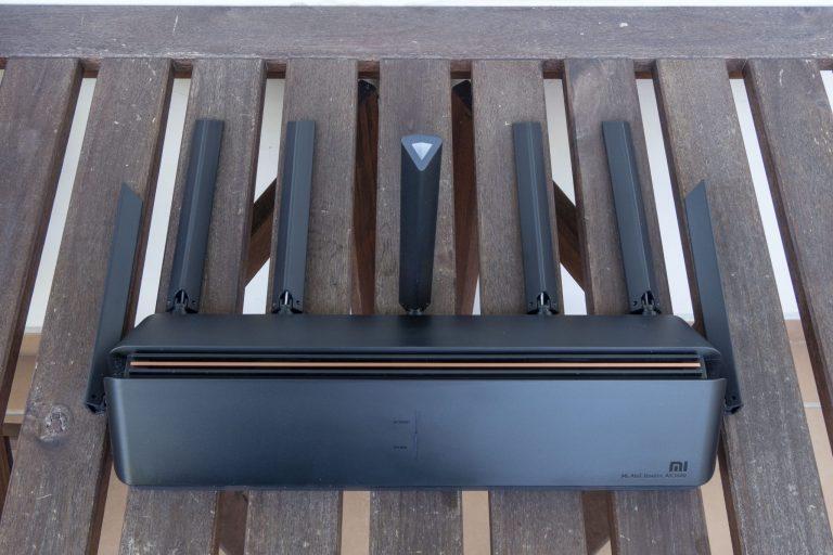 Xiaomi AX3600 router teszt 8
