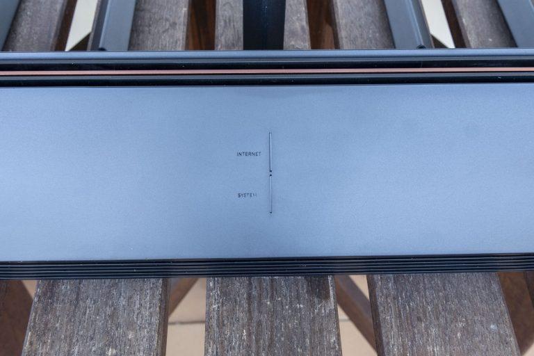 Xiaomi AX3600 router teszt 11