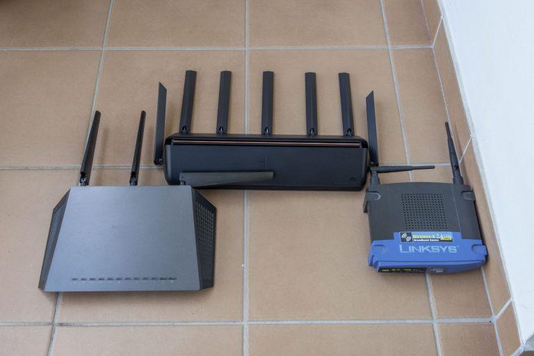 Xiaomi AX3600 router teszt 12
