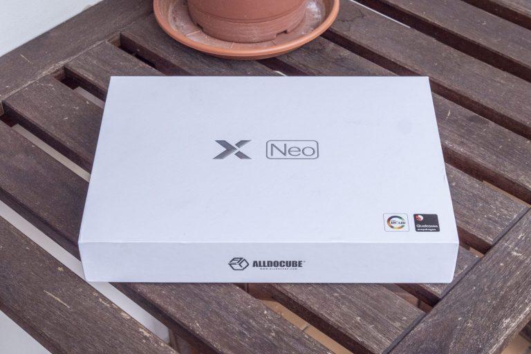 Alldocube X Neo tablet teszt 2