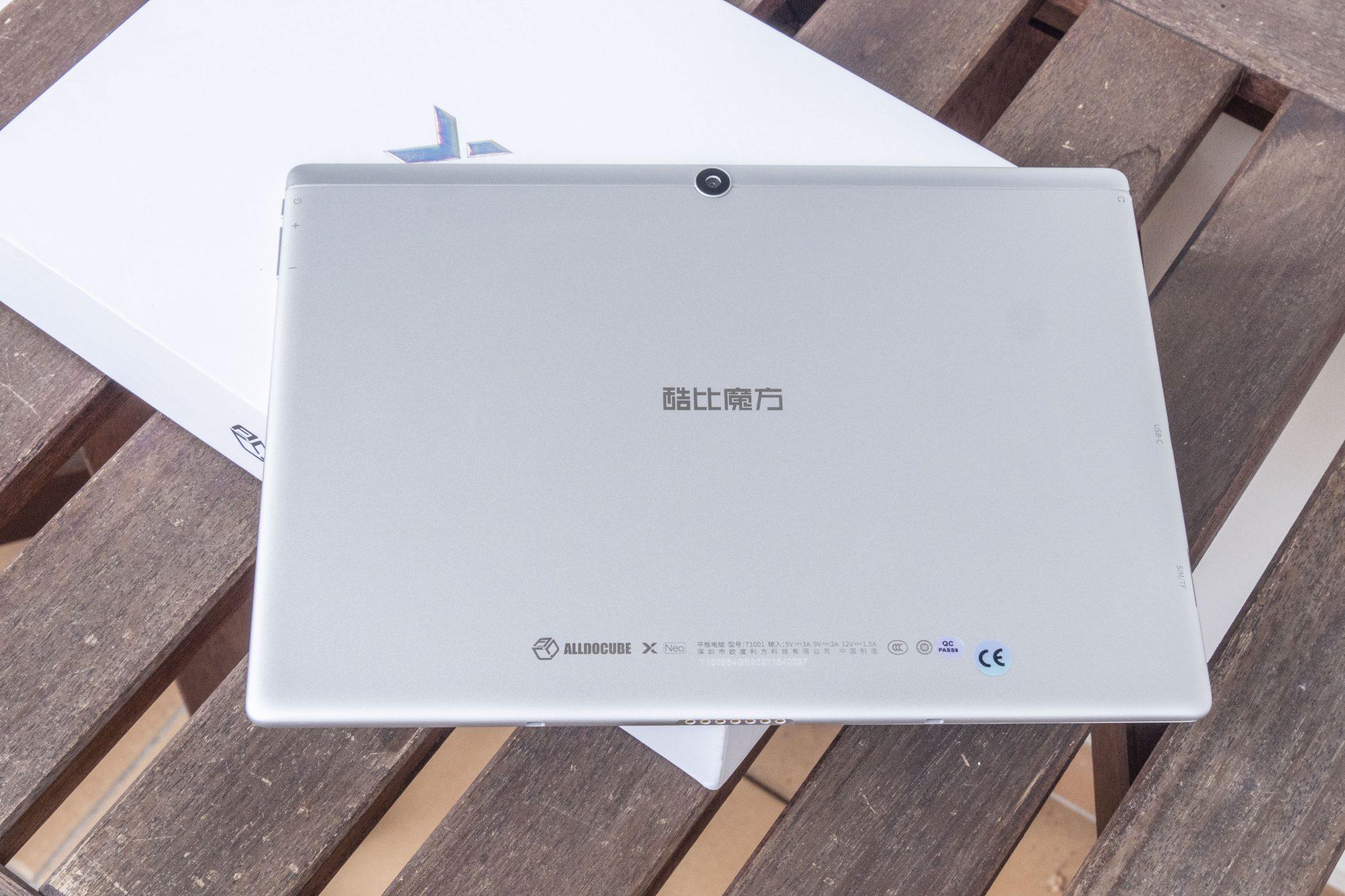Alldocube X Neo tablet teszt 11