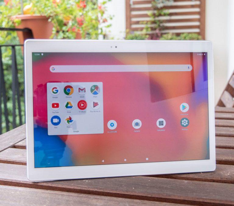 Alldocube X Neo tablet teszt 20