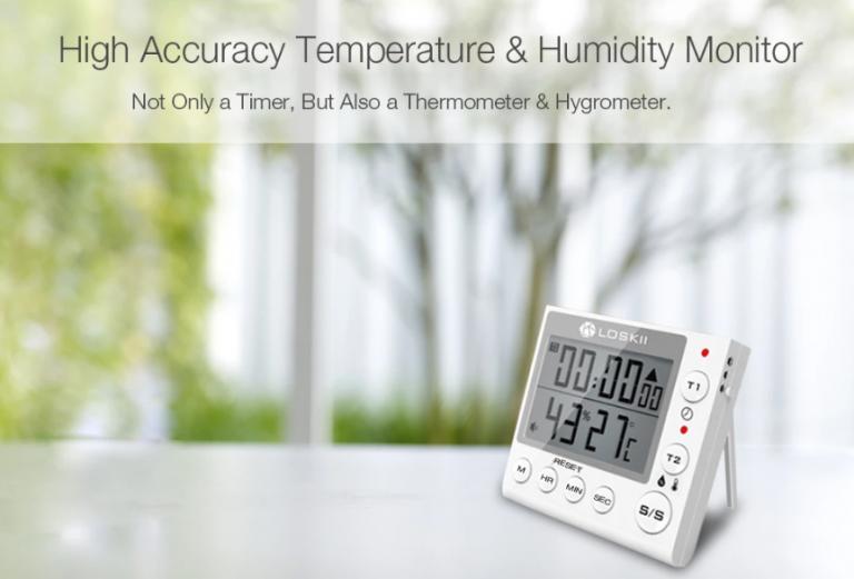 Filléres hőmérős órák a Loskii-tól 7