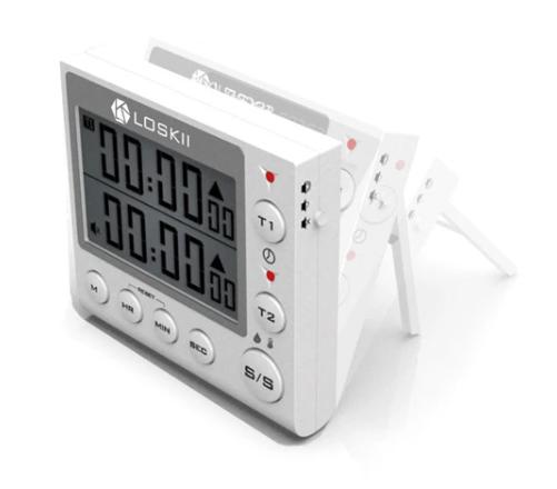 Filléres hőmérős órák a Loskii-tól 4