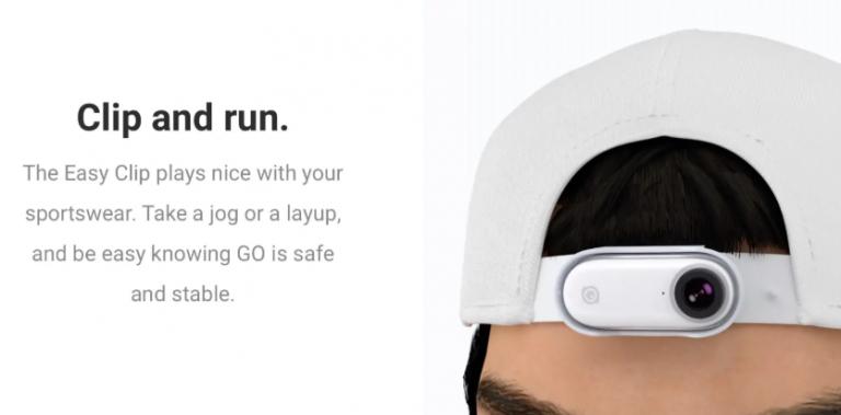 Insta360 GO akciókamera az itthoni ár töredékéért 10