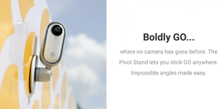 Insta360 GO akciókamera az itthoni ár töredékéért 9