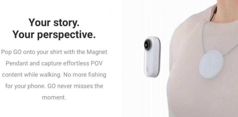 Insta360 GO akciókamera az itthoni ár töredékéért 11