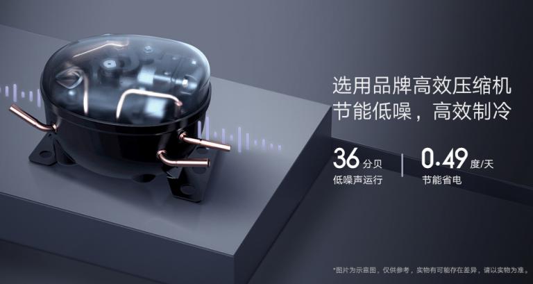 Kisméretű hűtőszekrényt dob piacra a Xiaomi 3