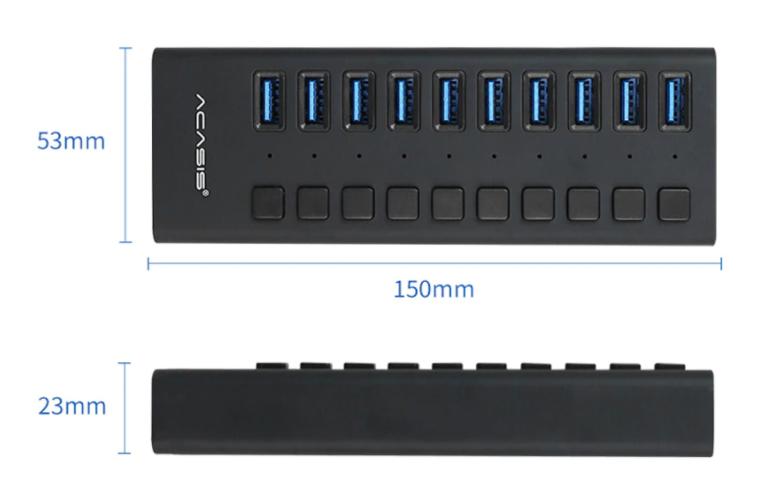 Igazi USB HUB szörny Aliexpressről 4