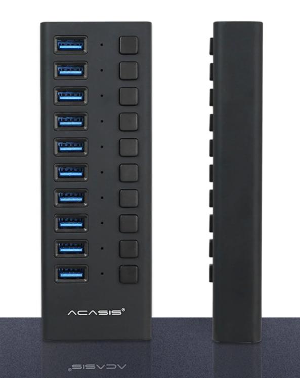 Igazi USB HUB szörny Aliexpressről 3