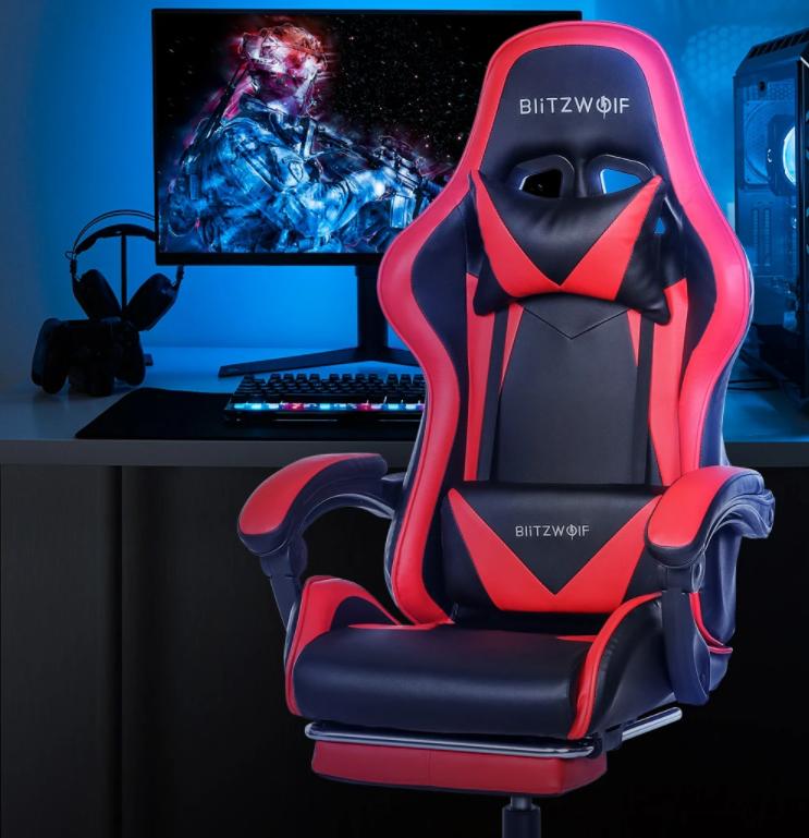 Nagy sikerű a BlitzWolf ultraolcsó gamer széke 10