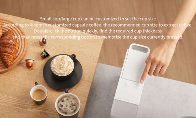 Már elérhető a legújabb Xiaomi kávéfőző 5