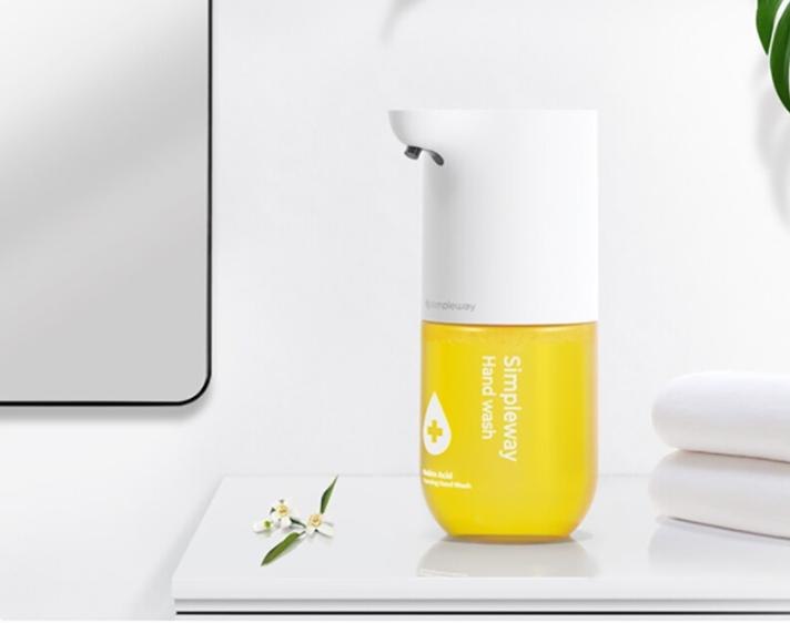 Simpleway érintésmentes szappanadagoló akció az Alin 5