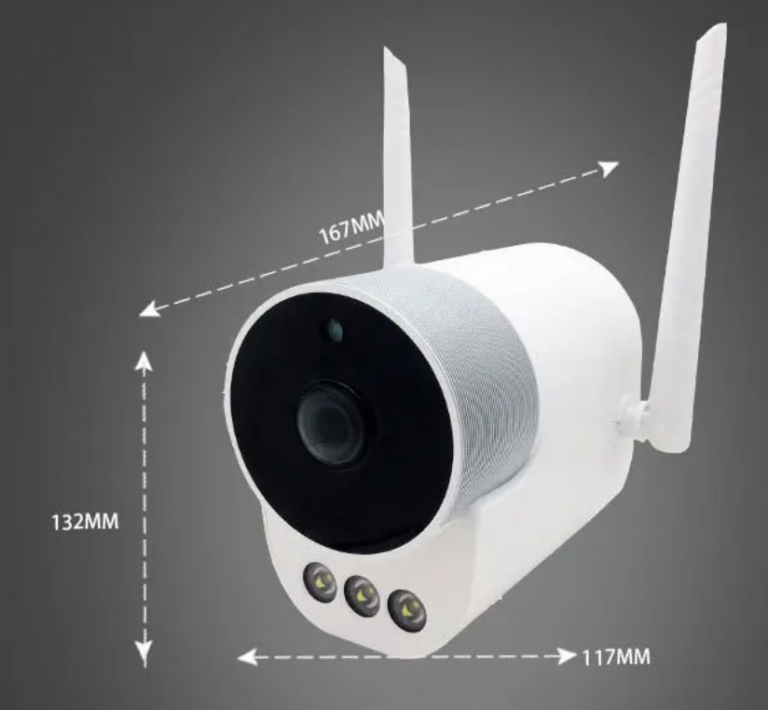 Újabb Xiaovv biztonsági kamera akciós 6