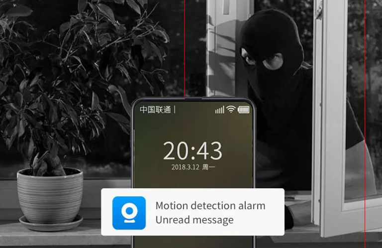 Újabb Xiaovv biztonsági kamera akciós 8