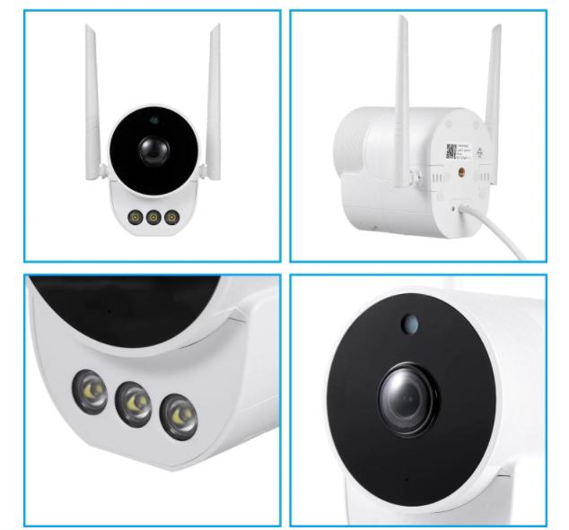 Újabb Xiaovv biztonsági kamera akciós 5