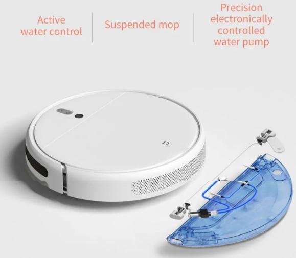 Olcsón, EU raktárból rendelhető a Xiaomi Vacuum Mop 4