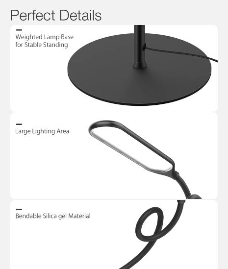 Jelentős kedvezménnyel vásárolhatunk BlitzWolf állólámpát 6