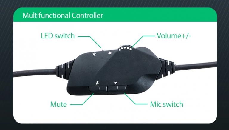 Új, 7.1-es gamer fejhallgató érhető el a BlitzWolftól 6