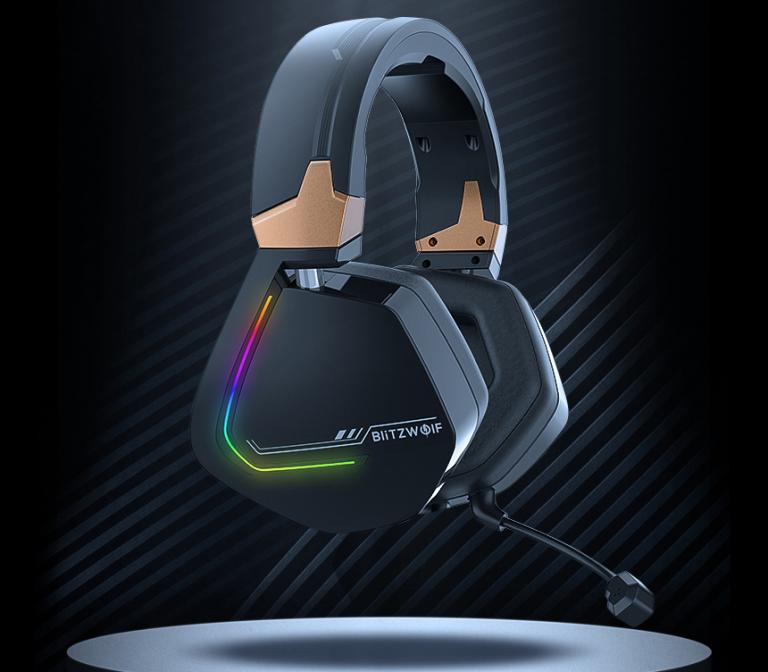 Új, 7.1-es gamer fejhallgató érhető el a BlitzWolftól 4