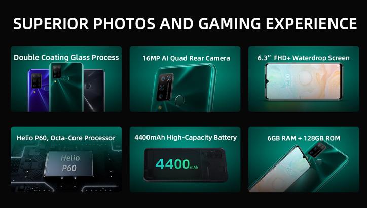 6/128 GB-os okostelefon 33 000 forintért 8