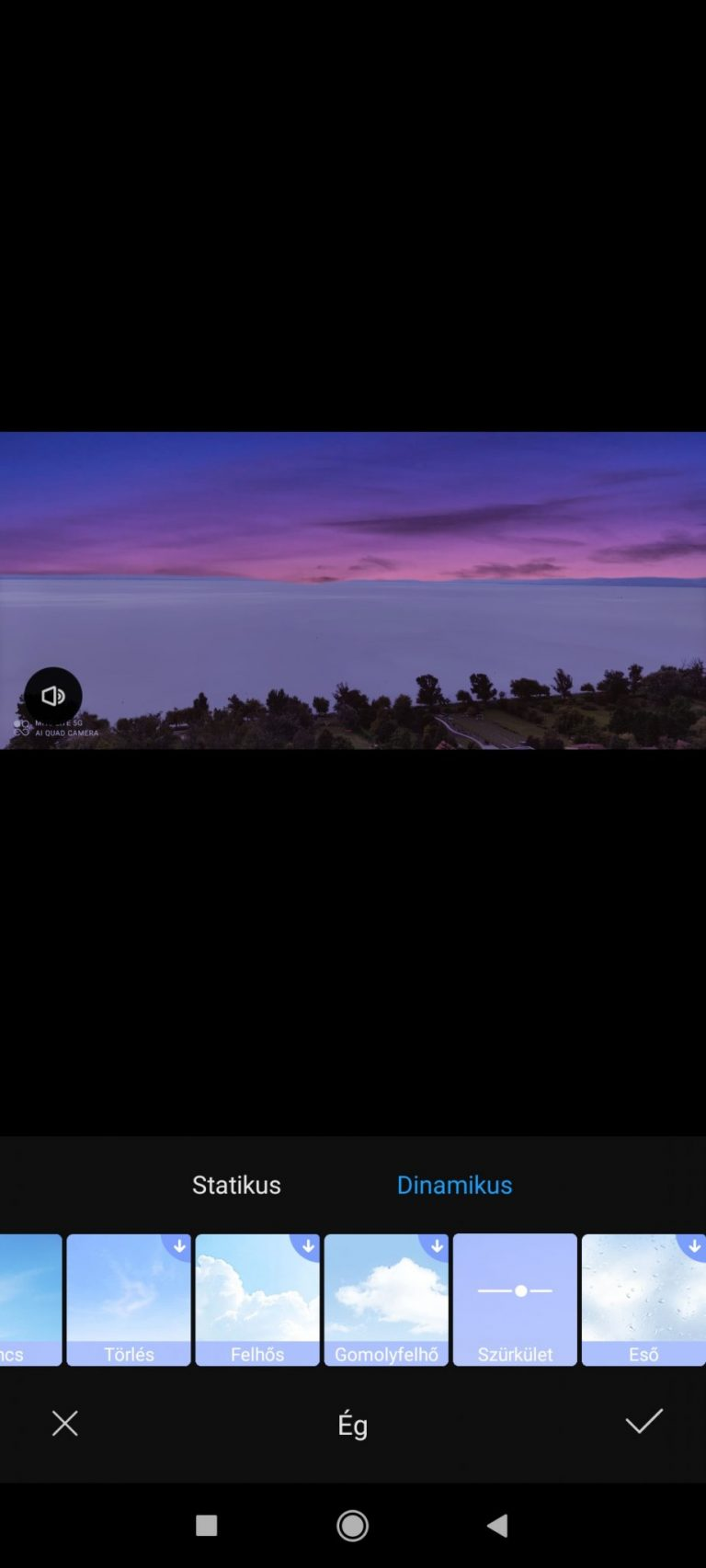 Xiaomi Mi 10 Lite okostelefon teszt 30