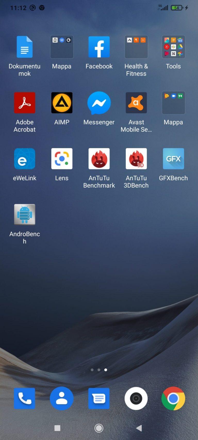 Xiaomi Mi 10 Lite okostelefon teszt 32