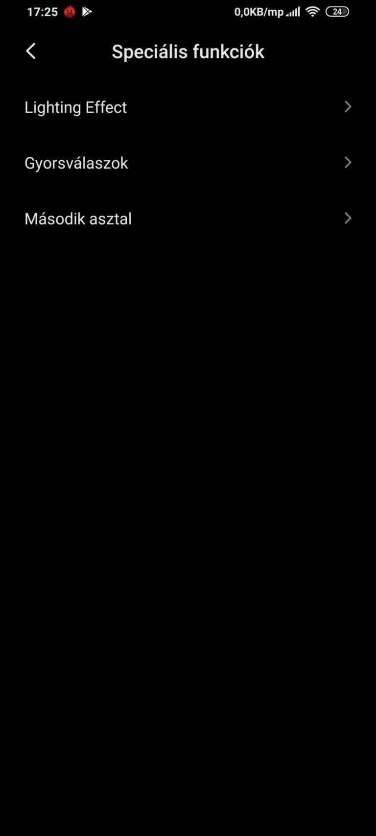 Black Shark 3 gamer telefon teszt 25