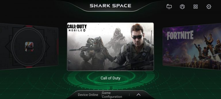 Black Shark 3 gamer telefon teszt 28