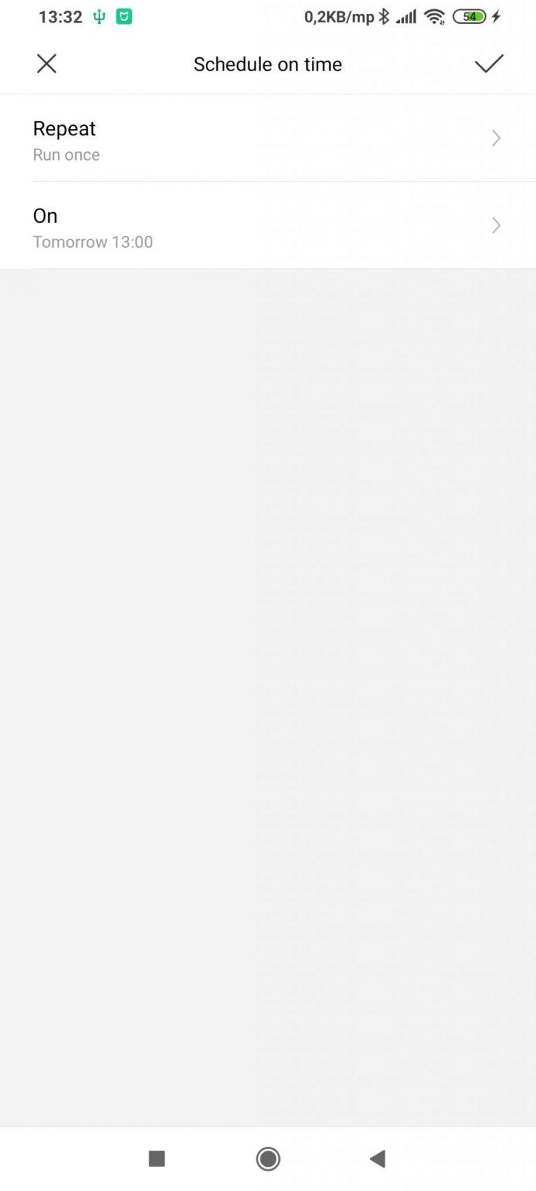 Xiaomi Vacuum-Mop Essential robotporszívó teszt 25