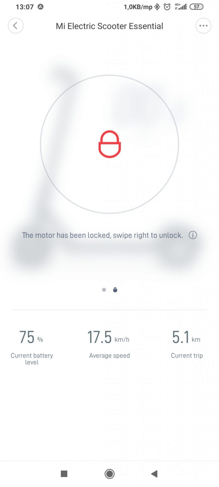 Xiaomi Mi Electric Scooter Essential roller teszt 34