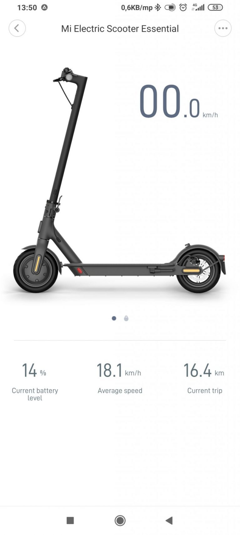 Xiaomi Mi Electric Scooter Essential roller teszt 38