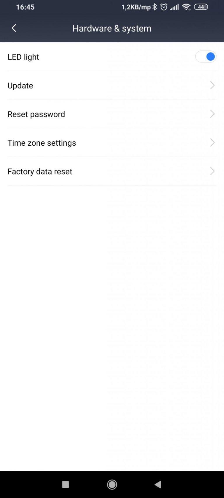 Xiaomi AX3600 router teszt 23