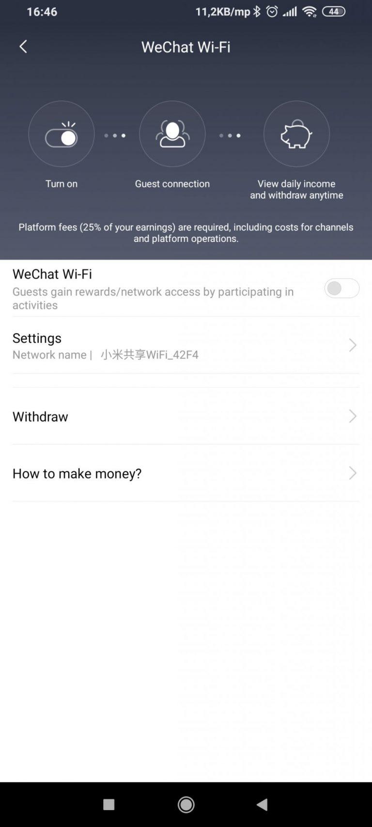 Xiaomi AX3600 router teszt 25