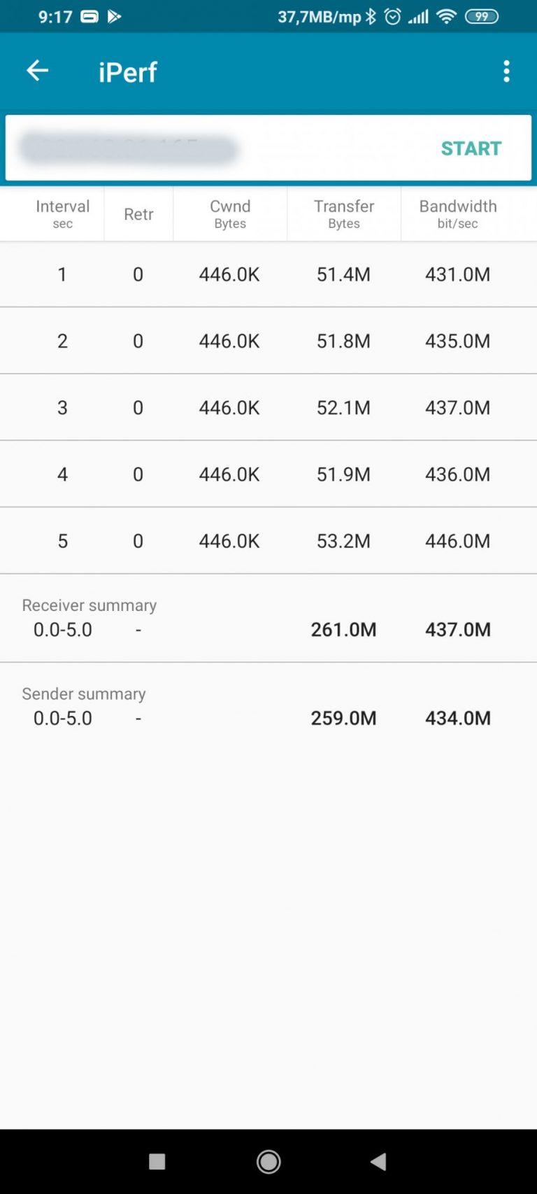 Xiaomi AX3600 router teszt 29