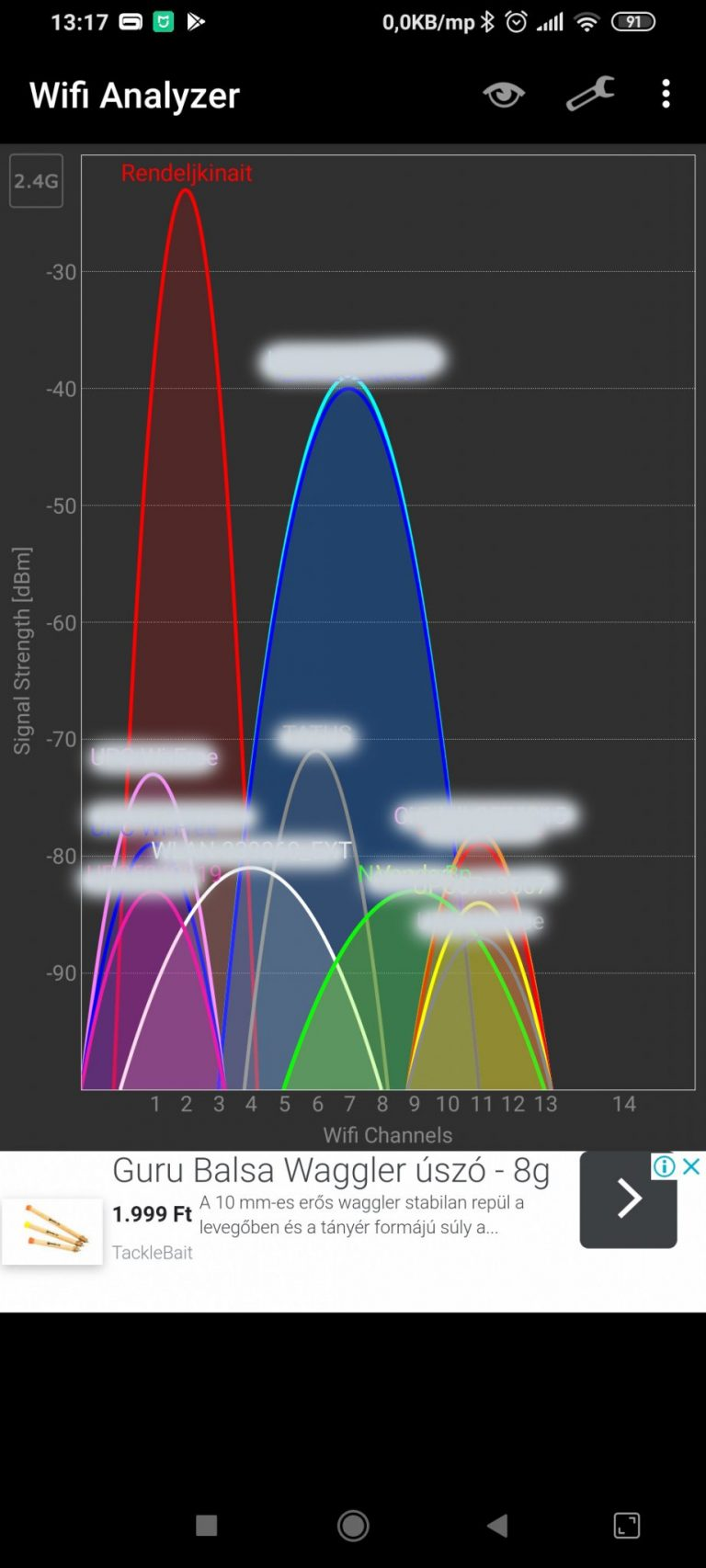 Xiaomi AX3600 router teszt 38