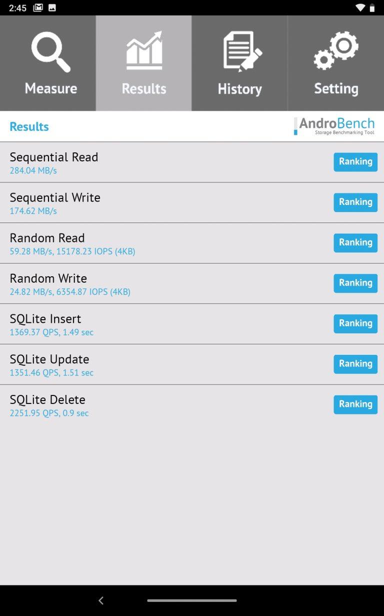 Lenovo Tab M8 Full HD tablet teszt 17