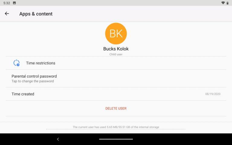 Lenovo Tab M8 Full HD tablet teszt 22
