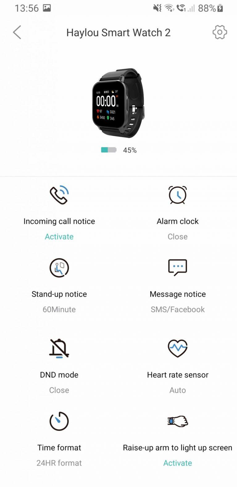 Xiaomi Haylou LS02 okosóra teszt 16