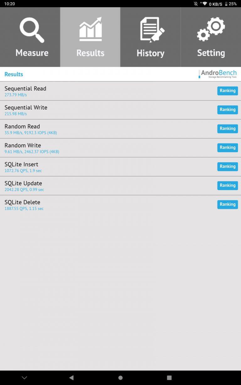 Alldocube X Neo tablet teszt 18