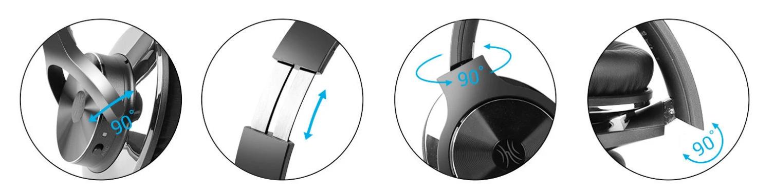 Oneodio A10 zajcsökkentős fülhallgató teszt 22