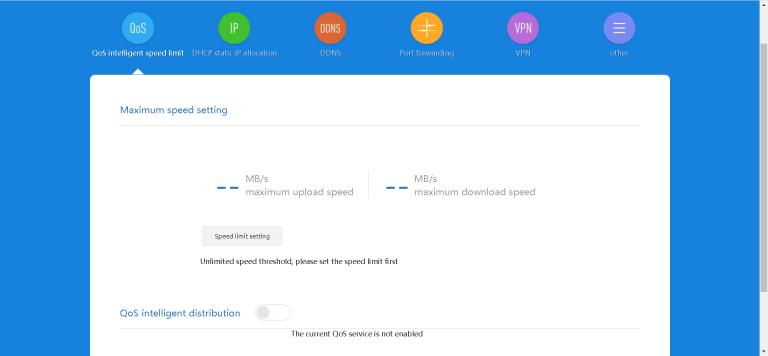 Xiaomi AX3600 router teszt 46