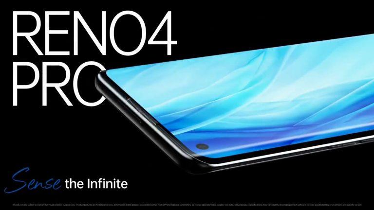 Megérkezett az Oppo Reno 4 Pro 2