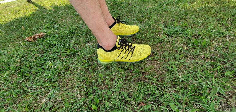 Onemix Slant Tonge cipő teszt 2