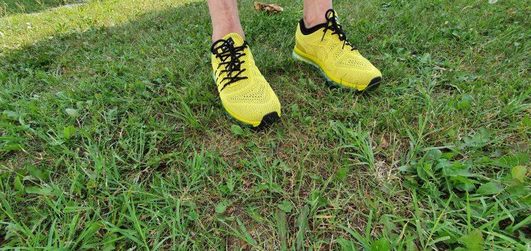 Onemix Slant Tonge cipő teszt 3