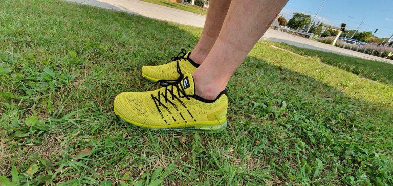 Onemix Slant Tonge cipő teszt 4