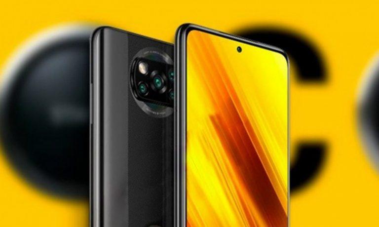 Poco X3 NFC okostelefon 6