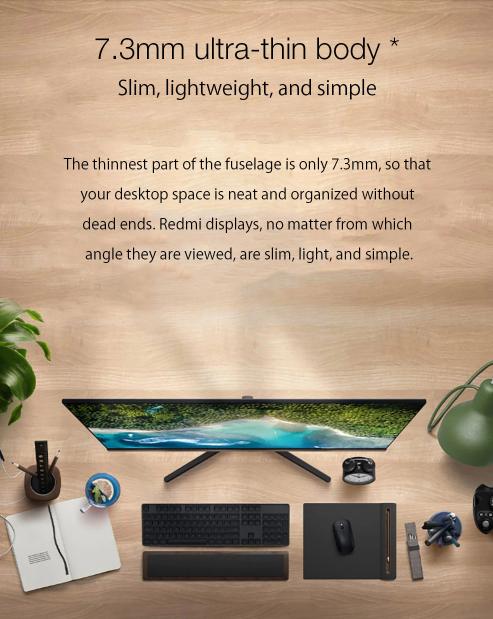 Home office kellék a Xiaomitól: itt a Redmi Display 1A 6