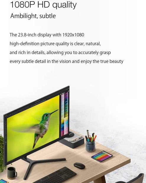 Home office kellék a Xiaomitól: itt a Redmi Display 1A 4